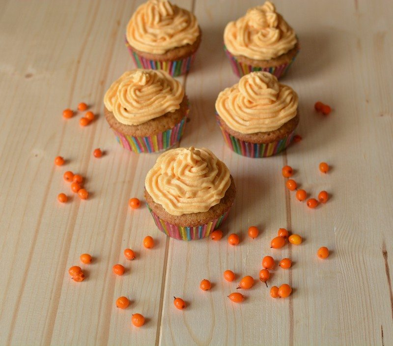 Sea buckthorn cupcakes final 5