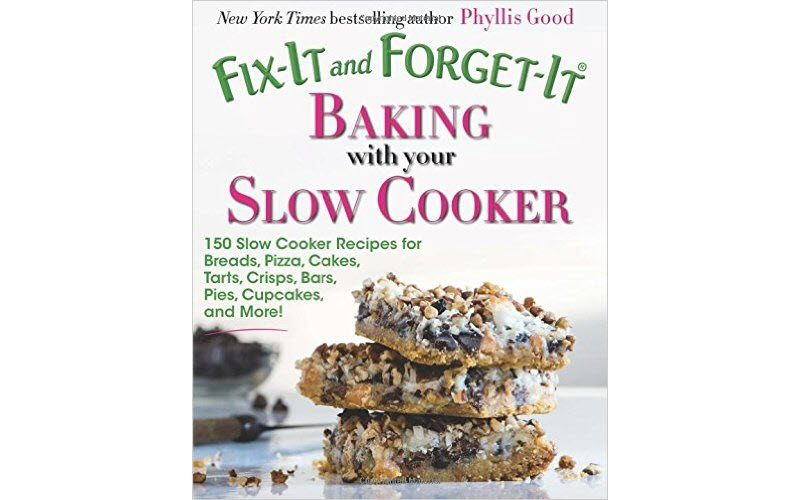 5 Good Slow Cooker Dessert Cookbooks And Two Amazing Ones