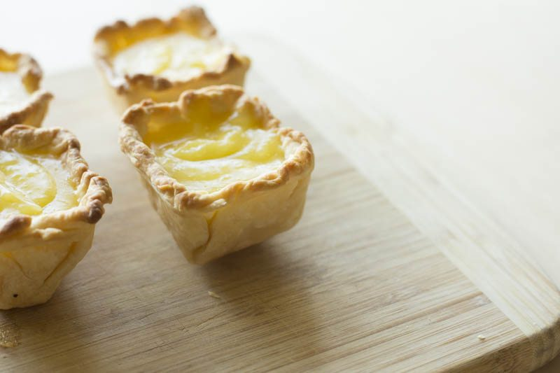 lemon-olive-oil-pie-crust-baked-board