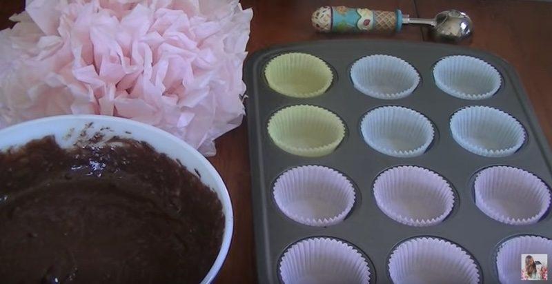 basic mint chocolate cupakes cake recipe