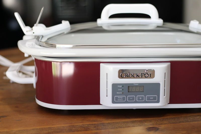 crock pot casserole 3.5 quart review