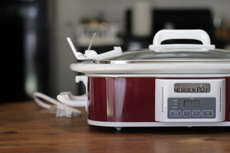 Crock-Pot 3.5-Quart Casserole Crock Slow Cooker Review