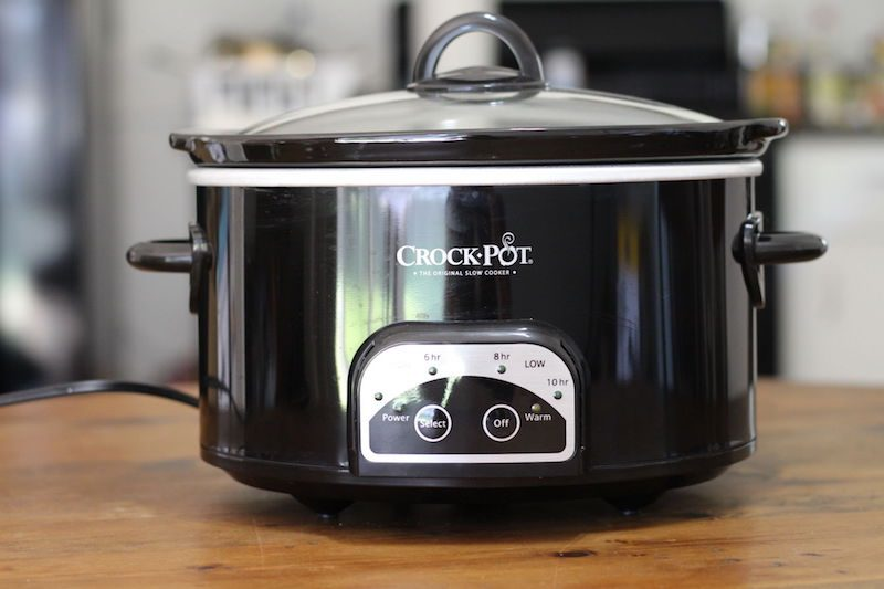 crock pot smart pot 4 quart blur