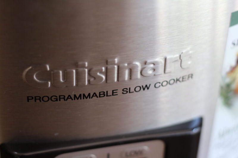 cuisinart 3.5 quart silver logo zoom