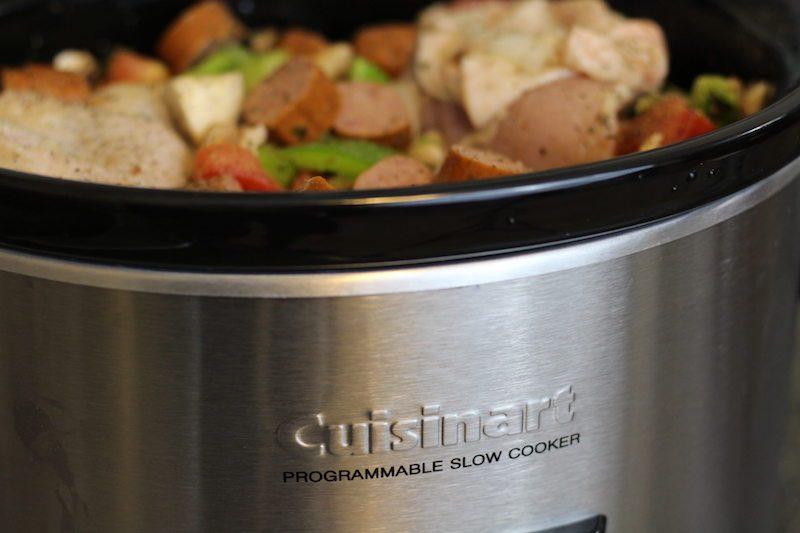 slow cooker jambalaya cuisinart