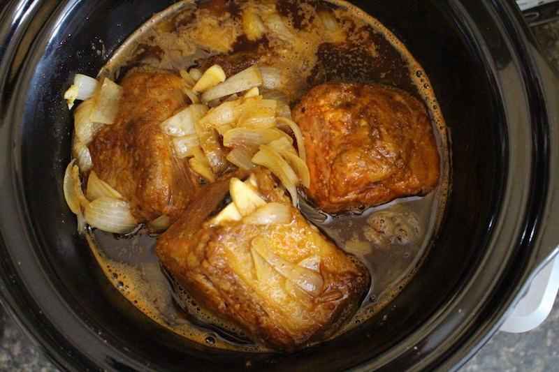 slow cooker spare ribs (proctor silex) 7