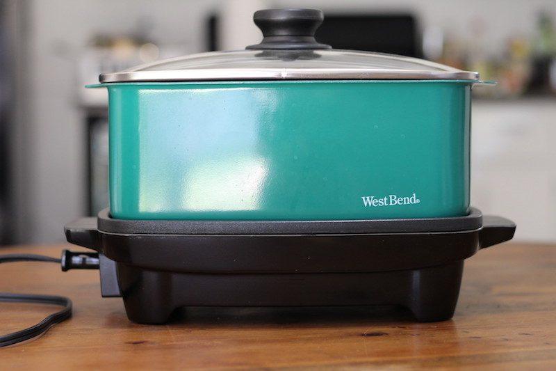 West Bend Versatility 5-Quart Slow Cooker Review