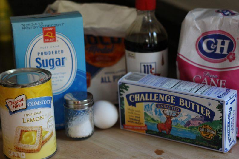 slow-cooker-tangy-sweet-lemon-cookie-bars-ingredients