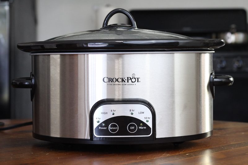 Crock-Pot 6-Quart Smart-Pot Slow Cooker Review