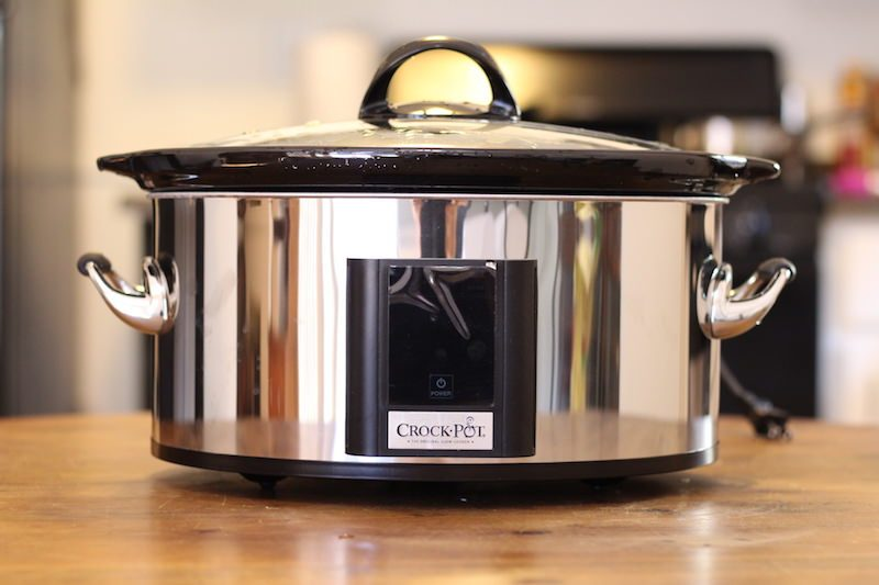 Crock-Pot 6.5-Quart, Programmable Touchscreen Slow Cooker Review