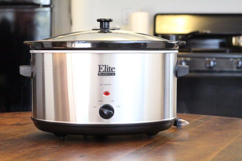 Elite Platinum Maxi-Matic 8.5 Quart Slow Cooker Review