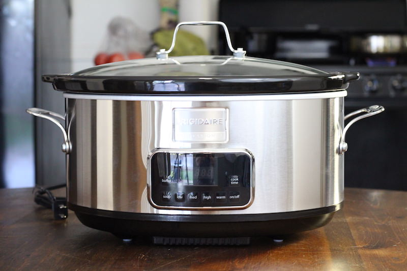 Frigidaire Professional Stainless 7-Quart Programmable Slow Cooker Review