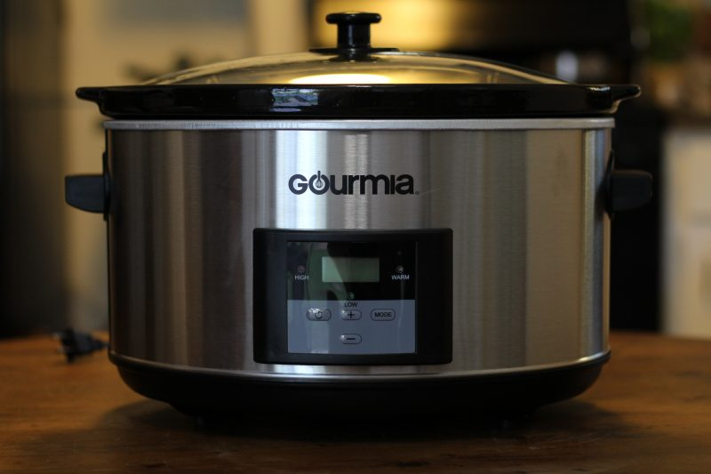 Gourmia SlowSmart 8.5 Quart Digital Slow Cooker Review