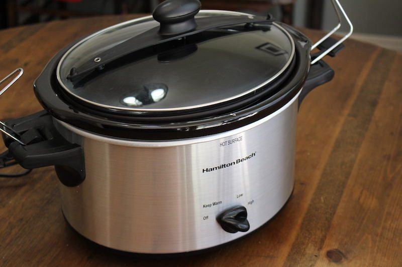 Hamilton Beach 4 Quart Stay or Go Slow Cooker Review