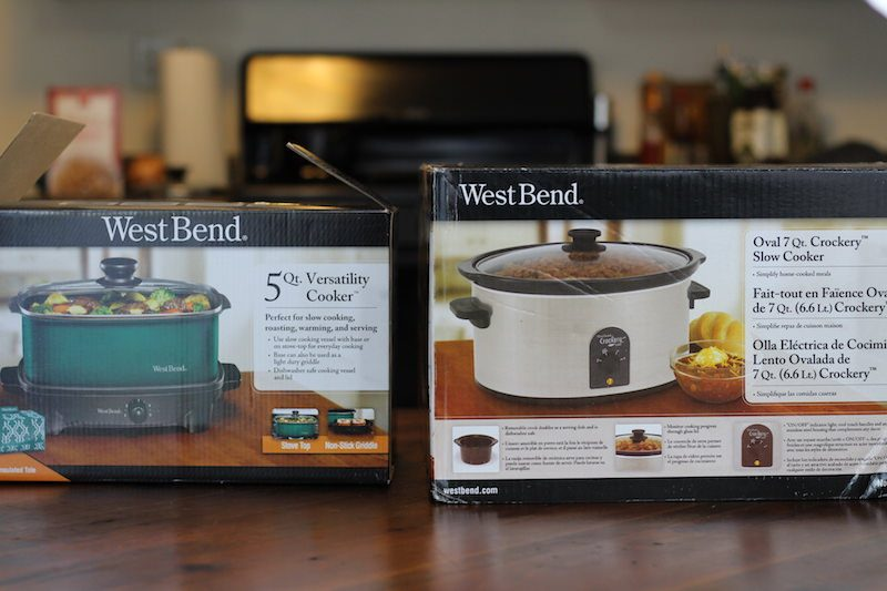 Comparing West Bend Slow Cooker Models