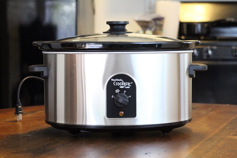West Bend 7-Quart Crockery Cooker Review
