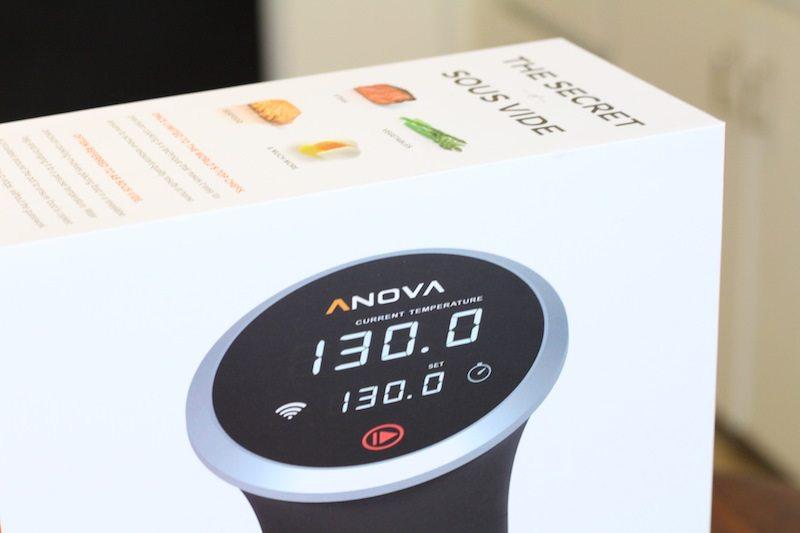 anova box 900 watts bluetooth wifi unopened