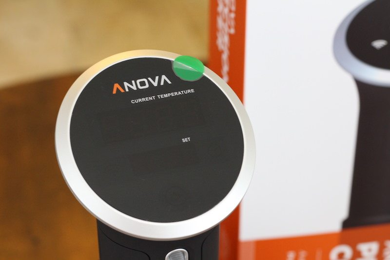 brand new anova immersion circulator