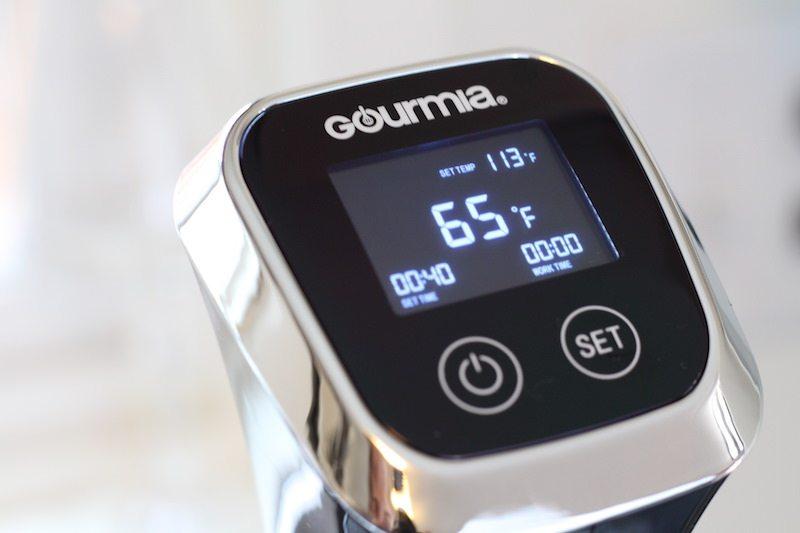 Gourmia GSV140 Immersion Circulator Review