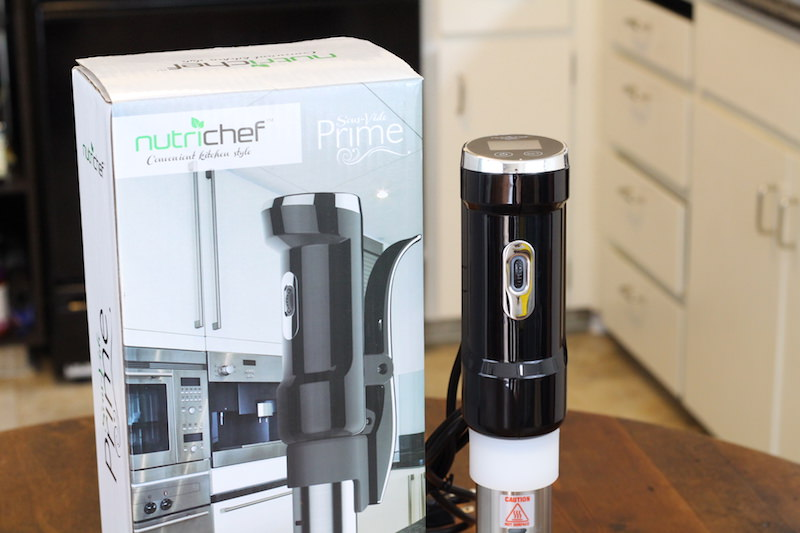 Nutrichef Prime Immersion Circulator Review