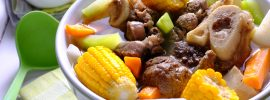 Slow Cooker Caldo de Res (Mexican Beef Soup)