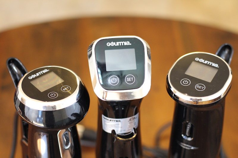 3 Gourmia Sous Vide Immersion Pods Reviewed & Compared