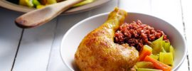 Slow Cooker Curry Chardonnay Crockpot Chicken