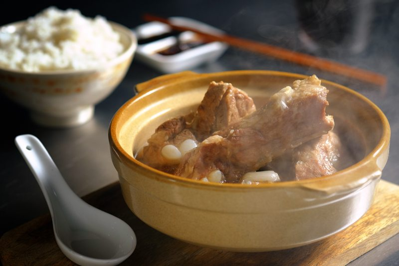 Slow Cooker Bak Kut Teh Recipe