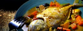 Slow Cooker Fish Curry