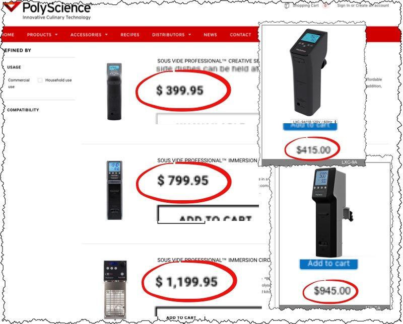 4 Cheaper Alternatives to PolyScience Sous Vide Immersion Circulators