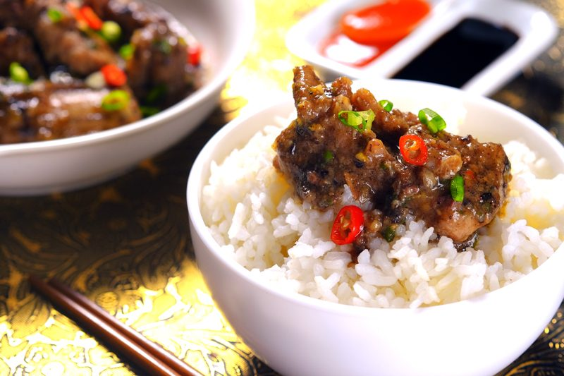 Slow Cooker Taosi Spare Ribs