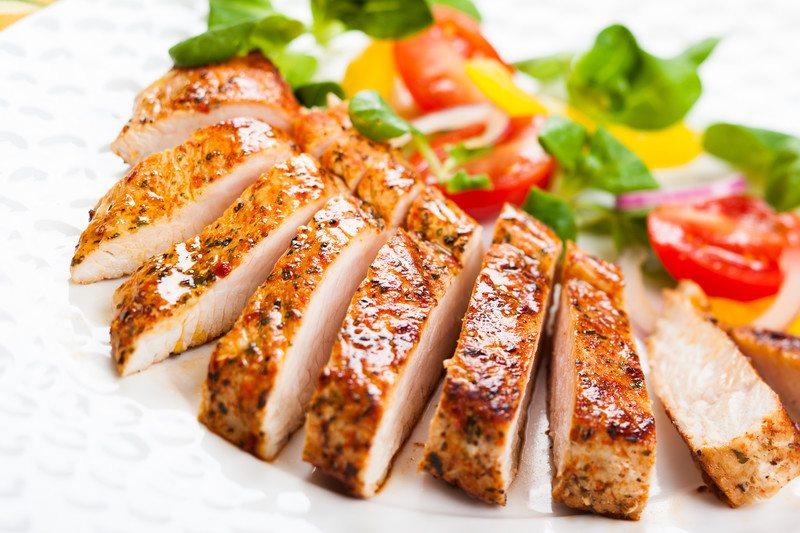 Sous vide chicken recipe