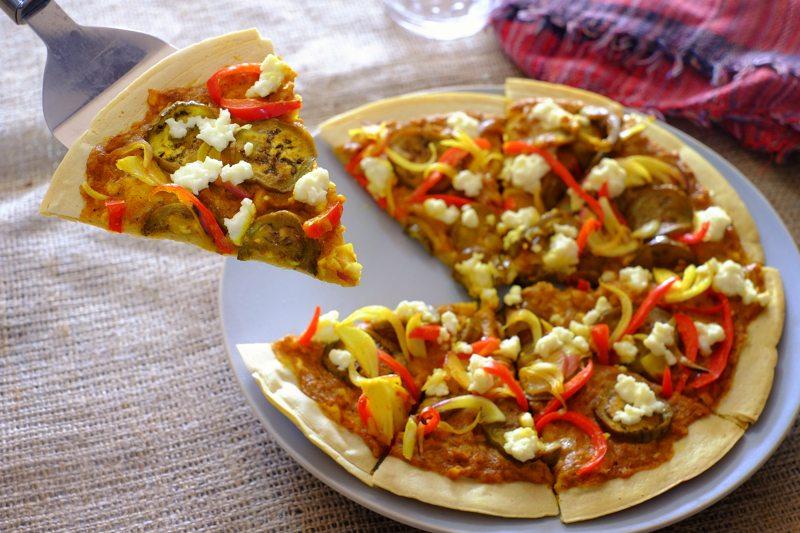 Chickpea Flour Pizza Dough Recipe