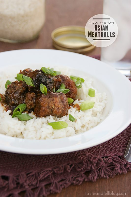 Slow-Cooker-Asian-Meatballs