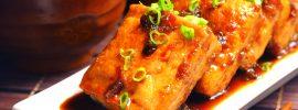 Slow Cooker Orange-Teriyaki Tofu