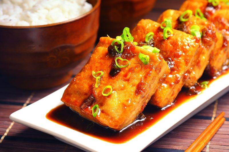Slow Cooker Orange-Teriyaki Tofu Recipe