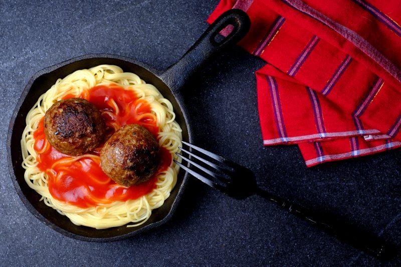 Smoky Sous Vide Meatballs Recipe