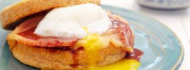 Sous Vide Eggs St. Denise