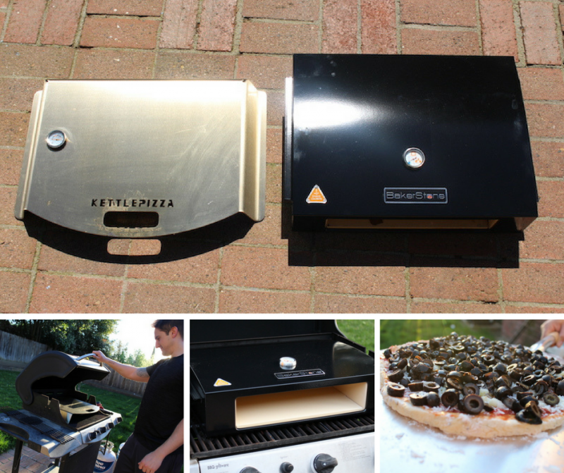 BakerStone VS KettlePizza: Gas Grill Pizza Making Comparison