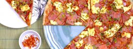 Brown Rice Flour Pizza Dough Recipe