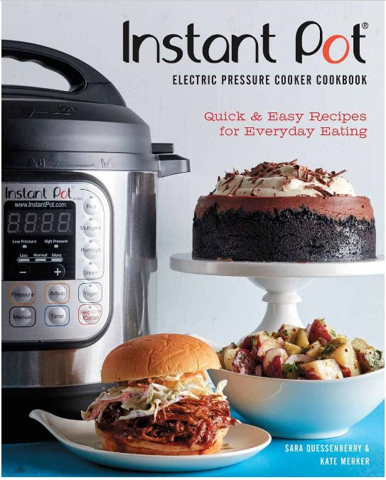 Instant-Pot-Electric-Pressure-Cooker-Cookbook