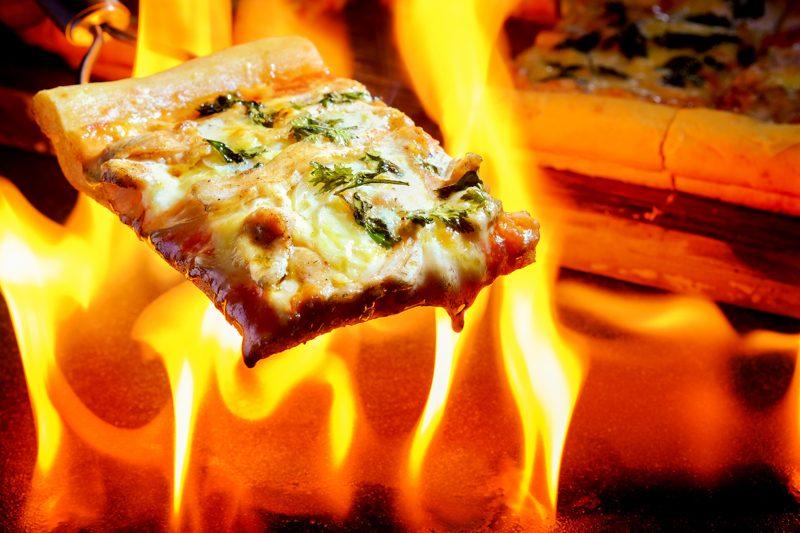 Pimiento and Chili Pizza Dough Recipe