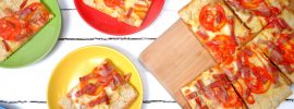 Quinoa Flour Pizza Dough Recipe