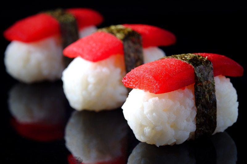 Sous Vide Tomato Sushi Recipe