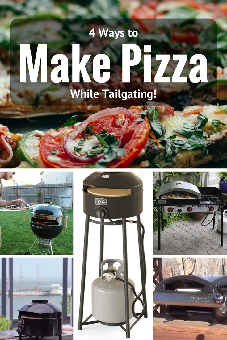 4-Ways-to-Make-Pizza-While-Tailgating