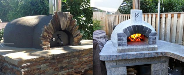 Propane Pizza Ovens For Your Backyard