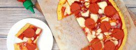 Lupin Flour Pizza Dough