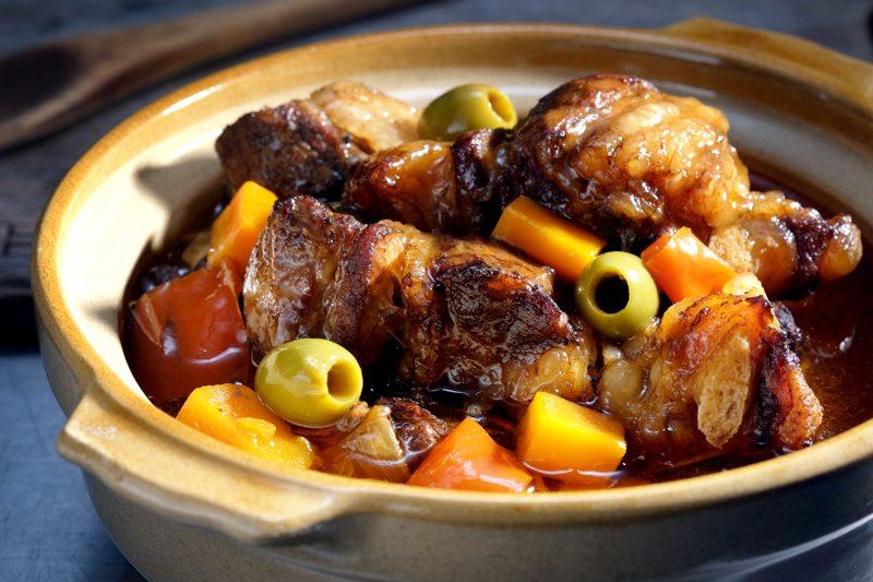 Sous Vide Beef Kaldereta Recipe