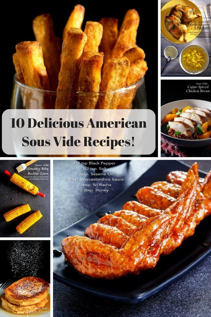 best american sous vide recipes found at foodfornet.com