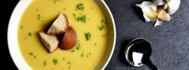 Cesnecka: Czech Garlic Soup